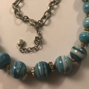 Beaded Necklace from LOFT